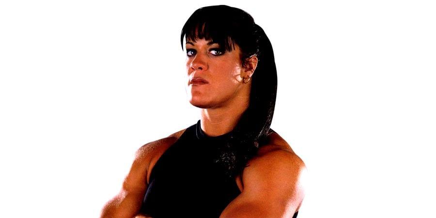 Chyna WWF Old School