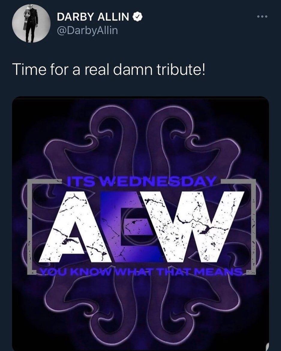 Darby Allin Takes A Shot At WWE's Tribute To Brodie Lee Luke Harper Jon Huber