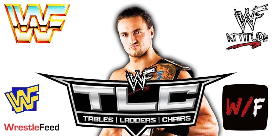 Drew McIntyre Won The Intercontinental Championship At WWE TLC 2009 WrestleFeed App