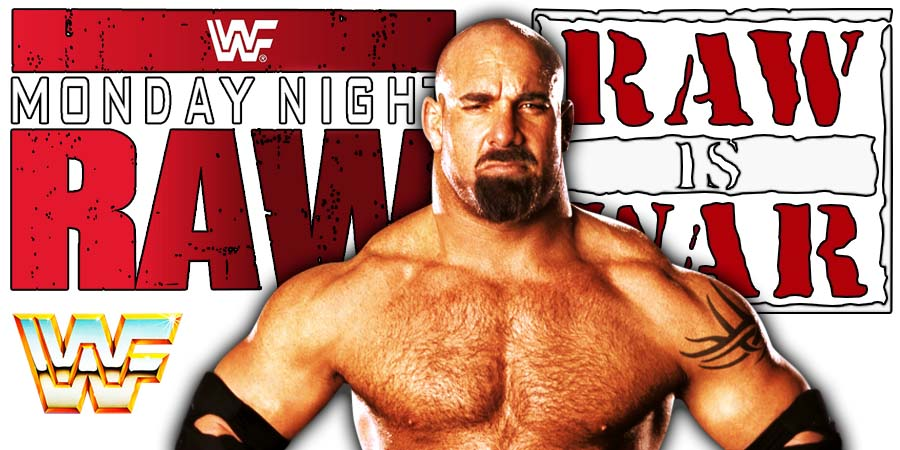 Goldberg RAW Article Pic 1