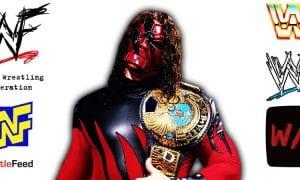 Kane WWF Champion Article Pic 2 WrestleFeed App
