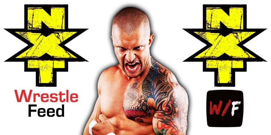 Karrion Kross - Killer Kross NXT Article Pic 2 WrestleFeed App