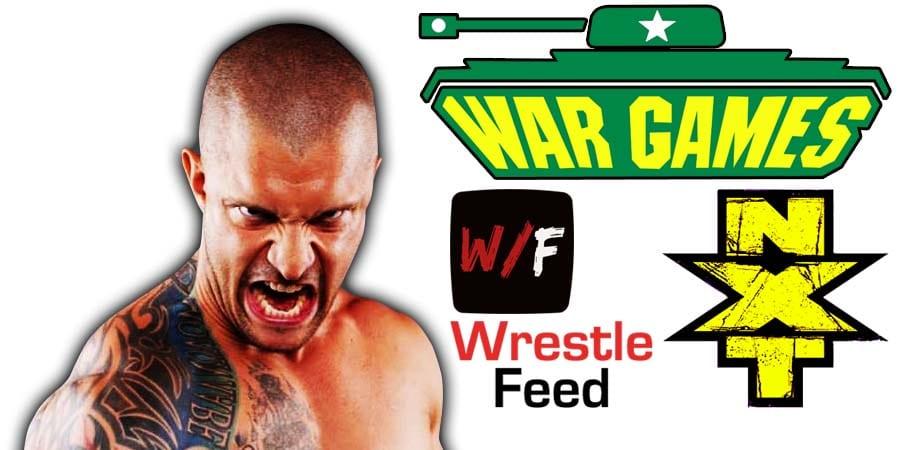 Killer Kross Return Teased At NXT TakeOver War Games 2020