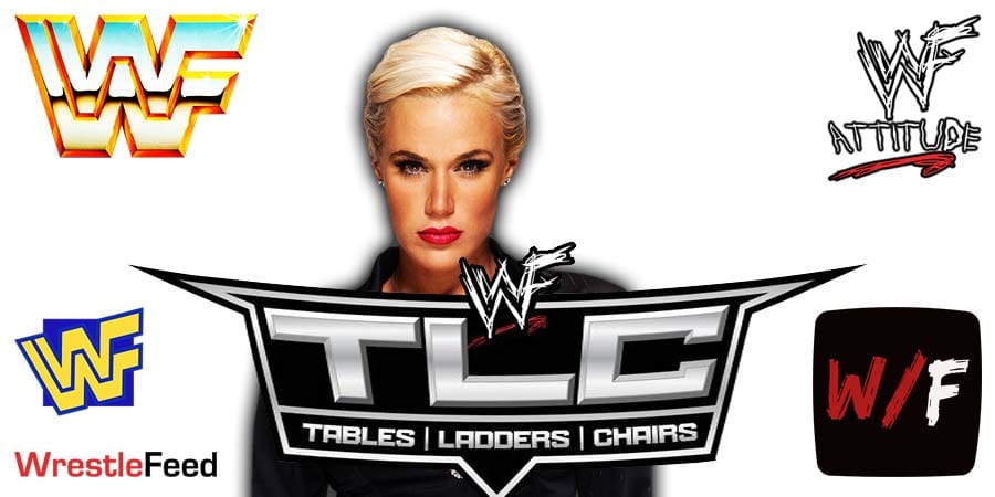 Lana Pulled From TLC 2020 WrestleFeed App