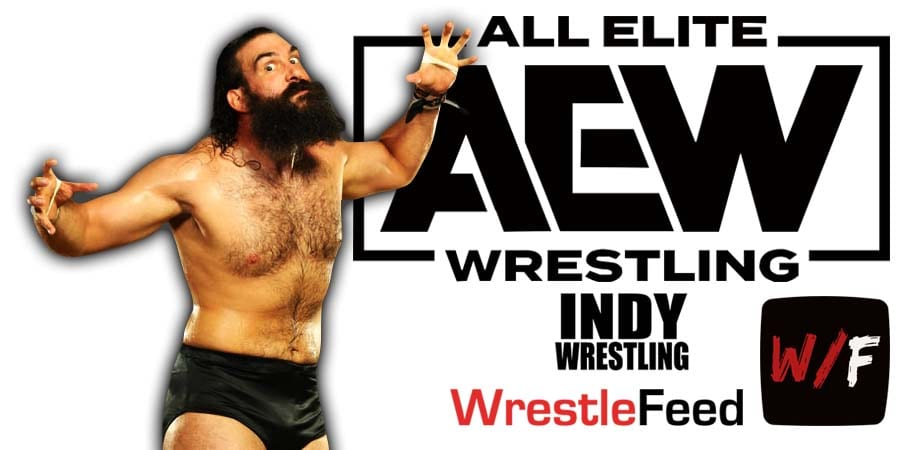 Luke Harper Brodie Lee AEW Article Pic 1 WrestleFeed App