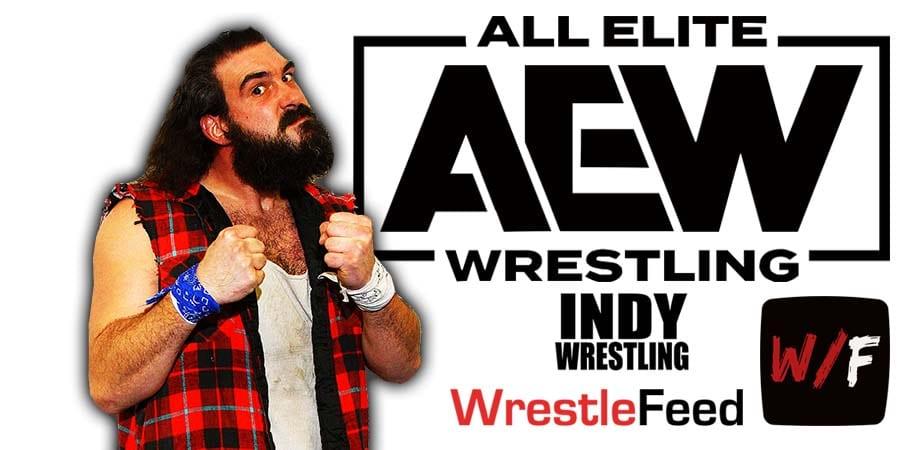 Luke Harper Brodie Lee AEW Article Pic 2 WrestleFeed App