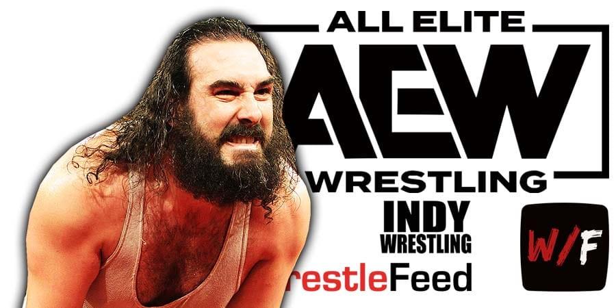 Luke Harper Brodie Lee AEW Article Pic 4 WrestleFeed App
