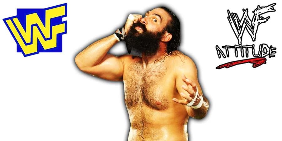 Luke Harper Brodie Lee WWF WWE Article Pic Death