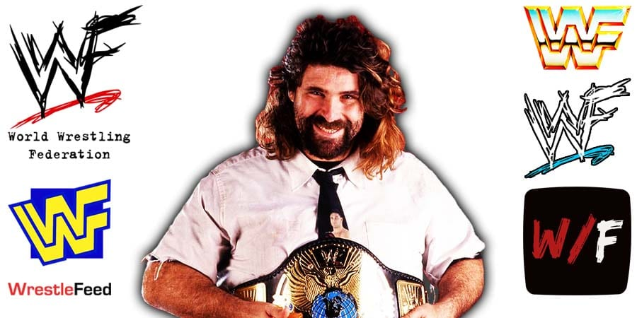 Mick Foley Cactus Jack Mankind Dude Love Article Pic 2 WrestleFeed App