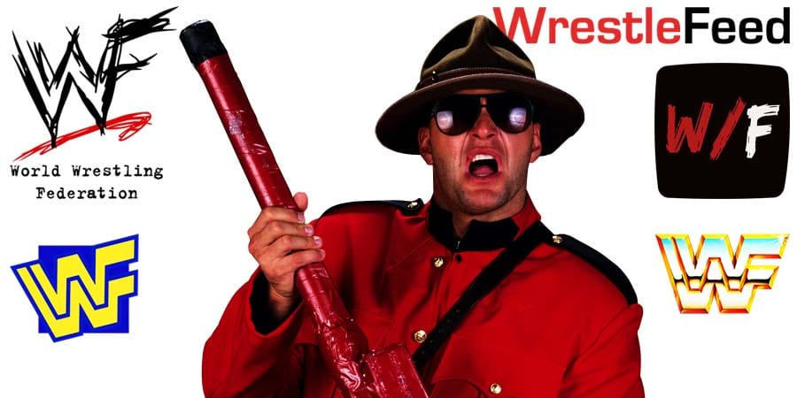 Mountie Jacques Rougeau WWF Article Pic 1 WrestleFeed App
