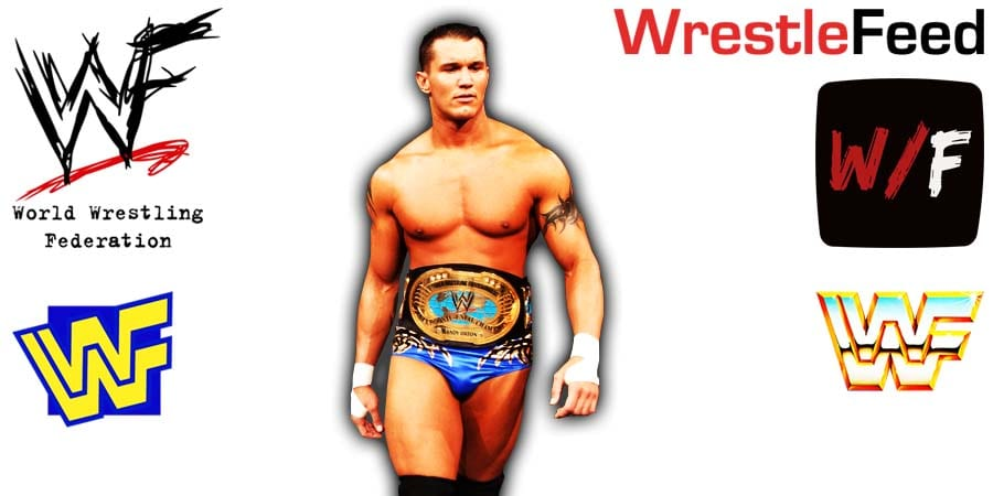 Randy Orton Intercontinental Champion WWE 2004 Article Pic 4 WrestleFeed App