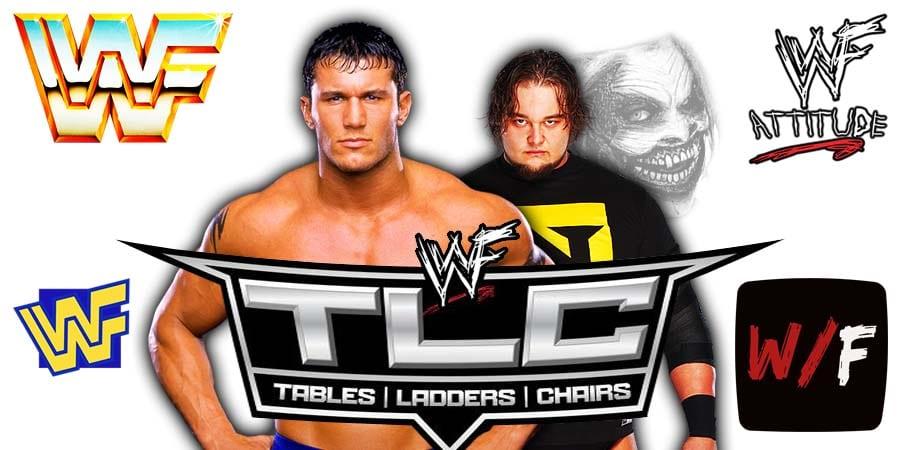 Randy Orton defeats The Fiend Bray Wyatt At TLC 2020 WrestleFeed App