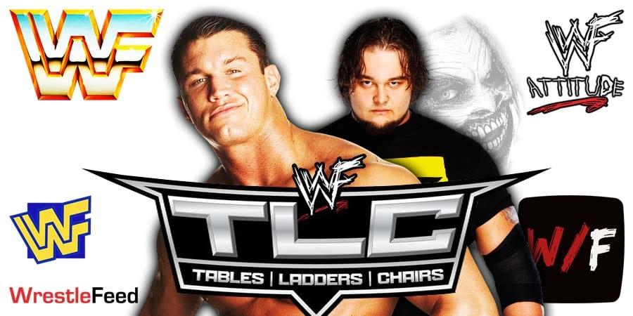 Randy Orton vs Fiend Bray Wyatt TLC 2020 WrestleFeed App