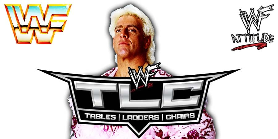 Ric Flair TLC 2020