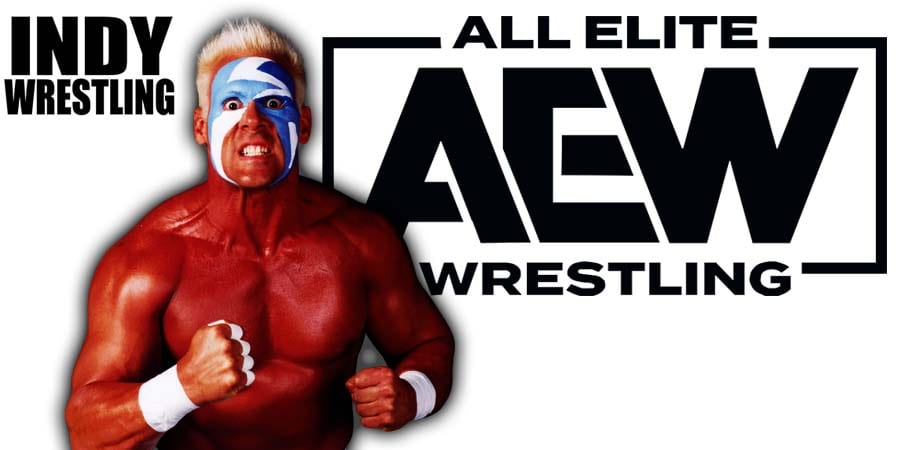 Sting AEW All Elite Wrestling Article Pic 9