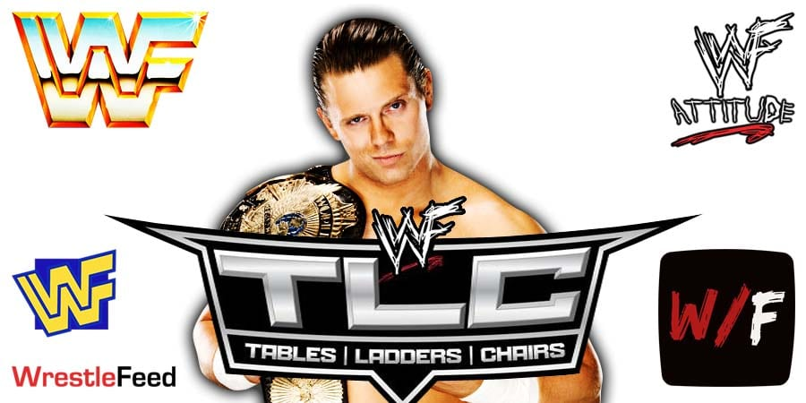 The Miz Loses Money In The Bank Contract Cash-In Match At TLC 2020 WrestleFeed App