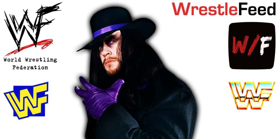 The Undertaker Article Pic 9 WrestleFeed App