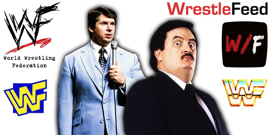 Vince McMahon Saved Paul Bearer's Life In 2003 WrestleFeed App
