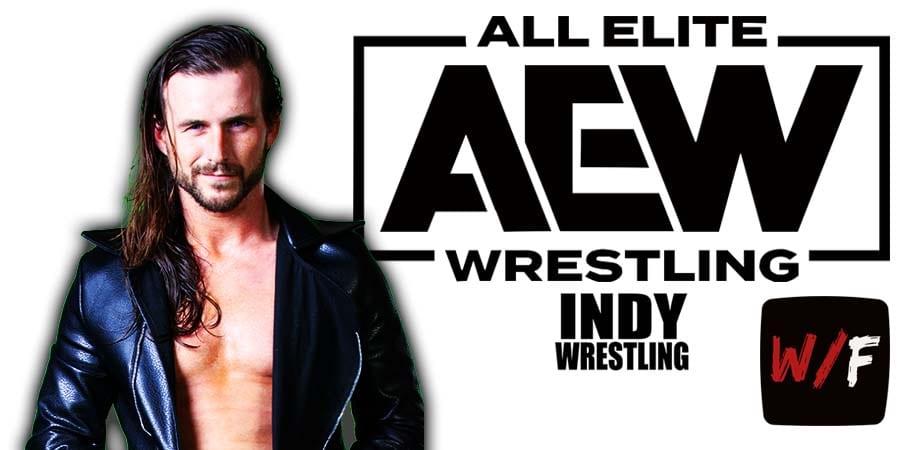 Adam Cole AEW Article Pic 1 WrestleFeed App
