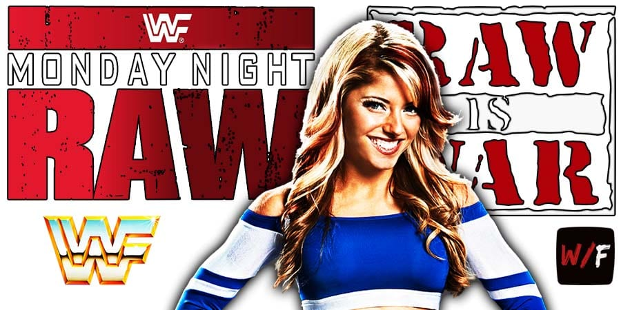 Alexa Bliss RAW Article Pic 2 WrestleFeed App