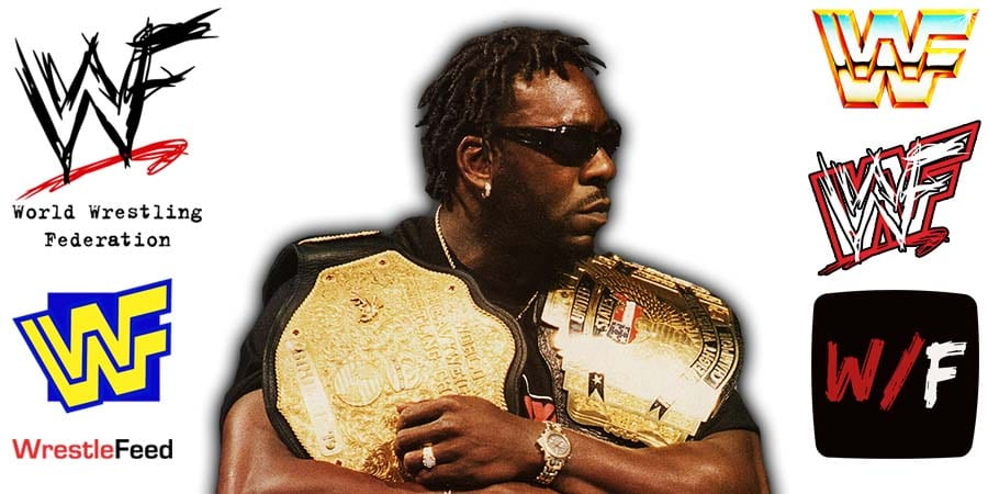 Booker T WCW World Heavyweight Champion United States Champion Article Pic 2 WrestleFeed App