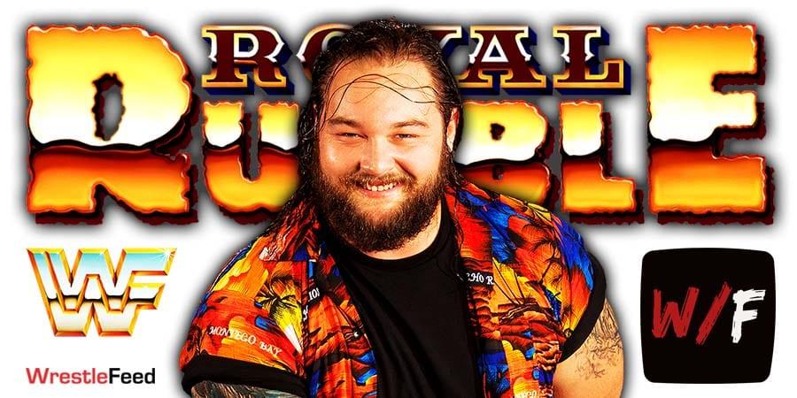 Bray Wyatt Royal Rumble 2021 WrestleFeed App
