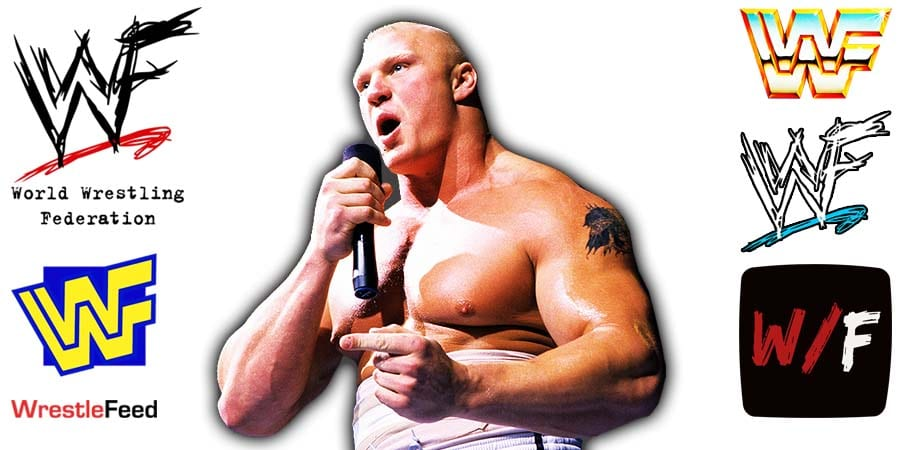 Brock Lesnar Article Pic 7 WrestleFeed App