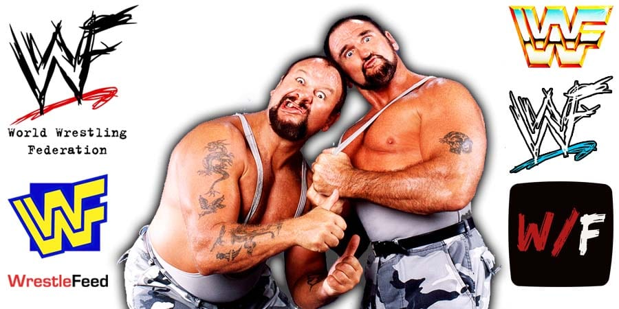 Bushwhackers WWF Article Pic 1 WrestleFeed App