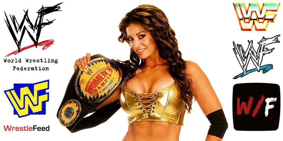 Candice Michelle Article Pic 2 WrestleFeed App