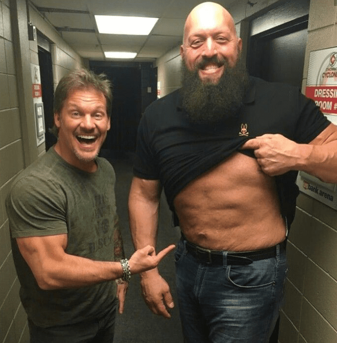 Chris Jericho Surprised By Seeing Big Show's Abs