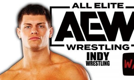 Cody Rhodes AEW Article Pic 1 WrestleFeed App