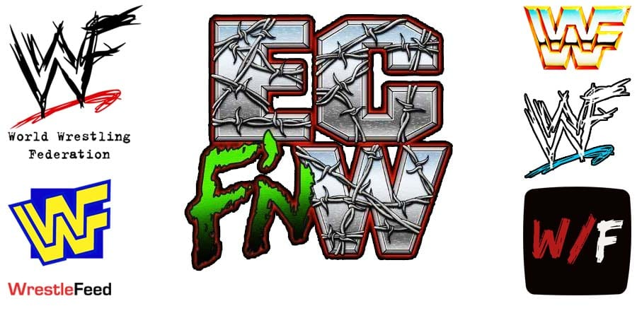 ECW EC Fn W Logo Article Pic 1 WrestleFeed App
