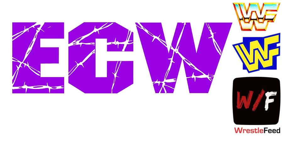 ECW Logo Article Pic 2 WrestleFeed App