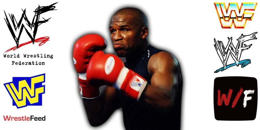 Floyd Mayweather Jr Article Pic 1 WrestleFeed App