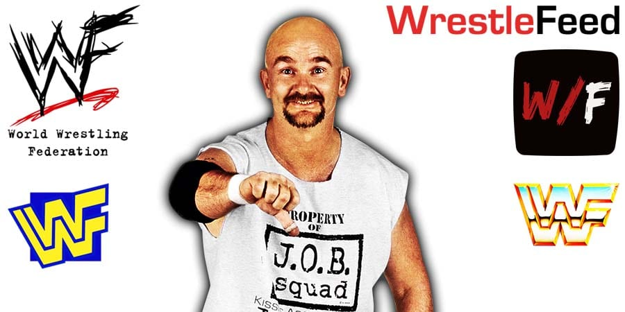 Gillberg - Duane Gill Article Pic 2 WrestleFeed App