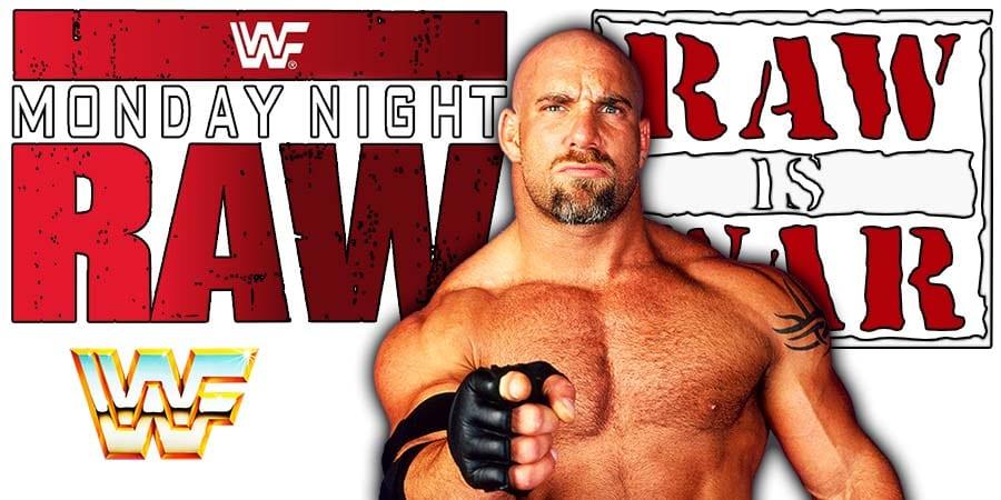 Goldberg RAW Article Pic 2