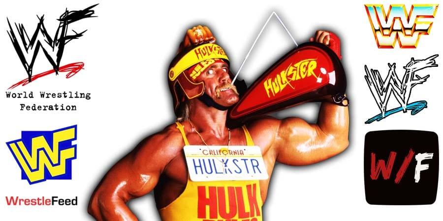Hulk Hogan Article Pic 6 WrestleFeed App