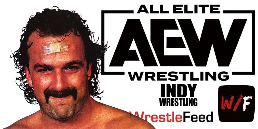 Jake Roberts AEW All Elite Wrestling Article Pic 2 WrestleFeed App