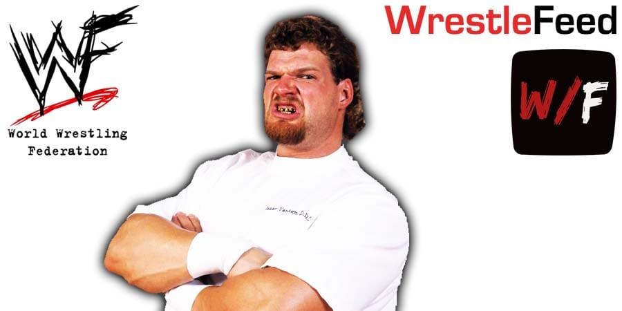 Kane Isaac Yankem DDS Article Pic 4 WrestleFeed App