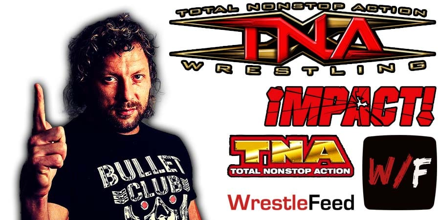 Kenny Omega TNA Impact Wrestling Article Pic 3 WrestleFeed App