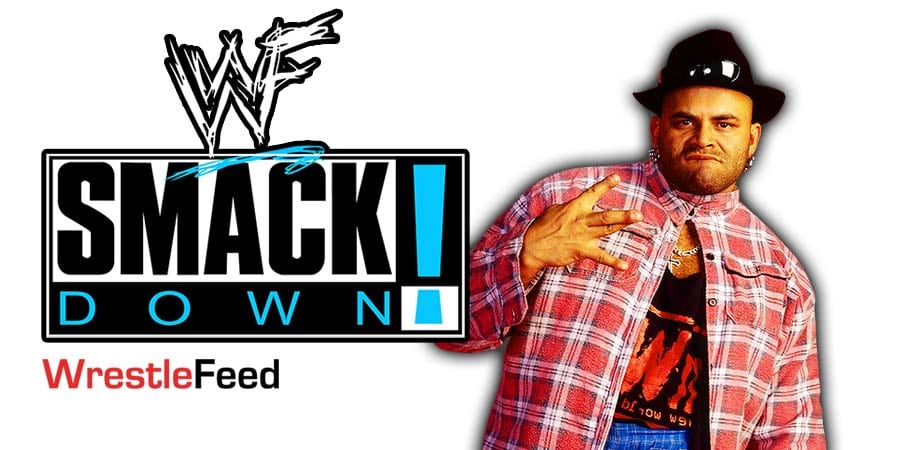 Konnan SmackDown Article Pic 1 WrestleFeed App