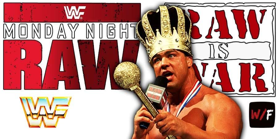 Kurt Angle RAW Article Pic 1 WrestleFeed App