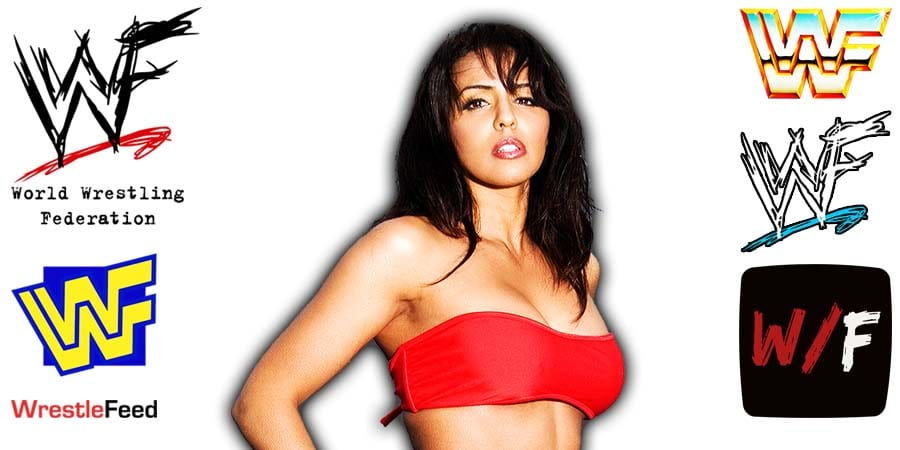 Layla El WWE 2008 Article Pic 1 WrestleFeed App
