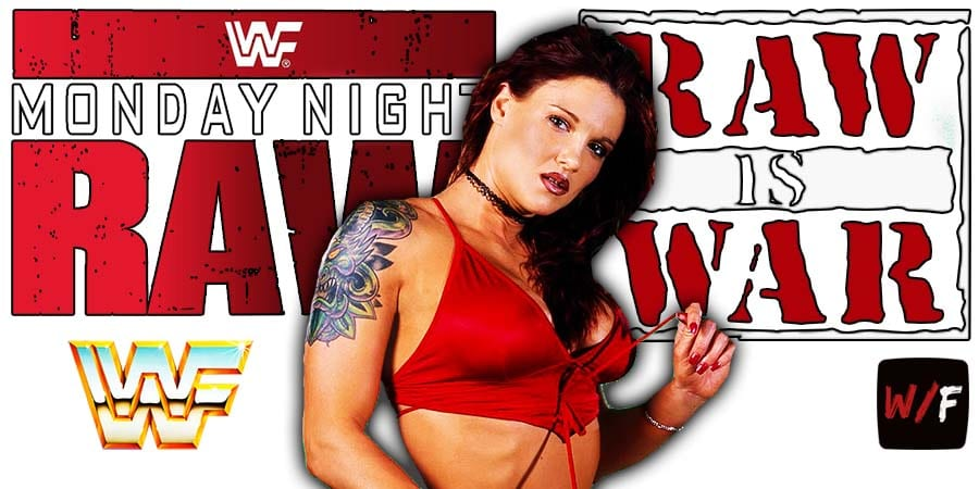 Lita RAW Article Pic 1 WrestleFeed App