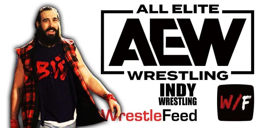 Luke Harper Brodie Lee AEW Article Pic 8 WrestleFeed App