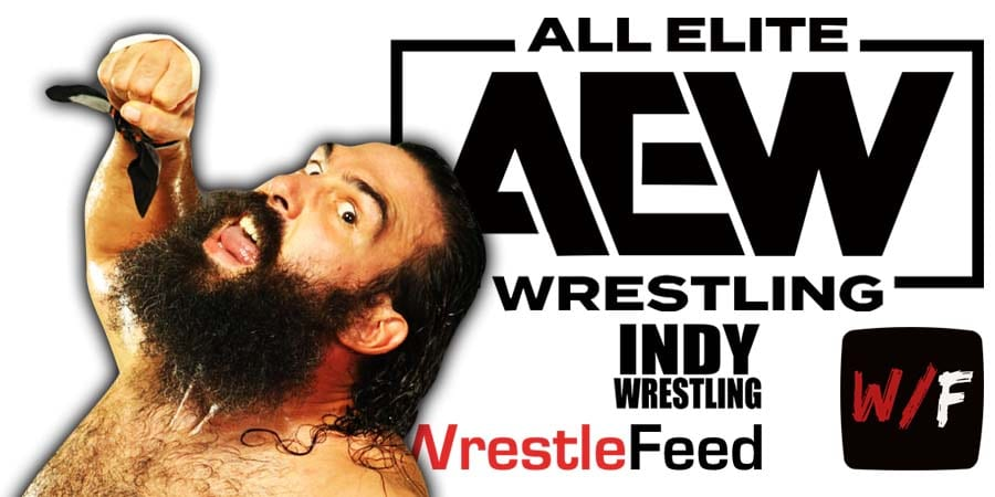 Luke Harper Brodie Lee AEW Article Pic 9 WrestleFeed App