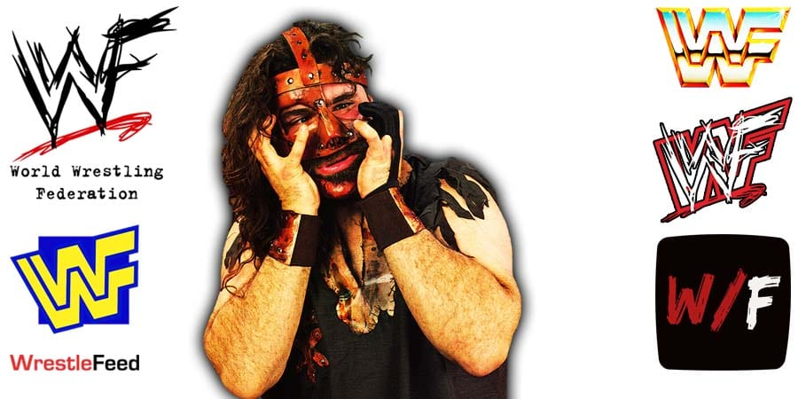 Mick Foley Cactus Jack Mankind Dude Love Article Pic 3 WrestleFeed App