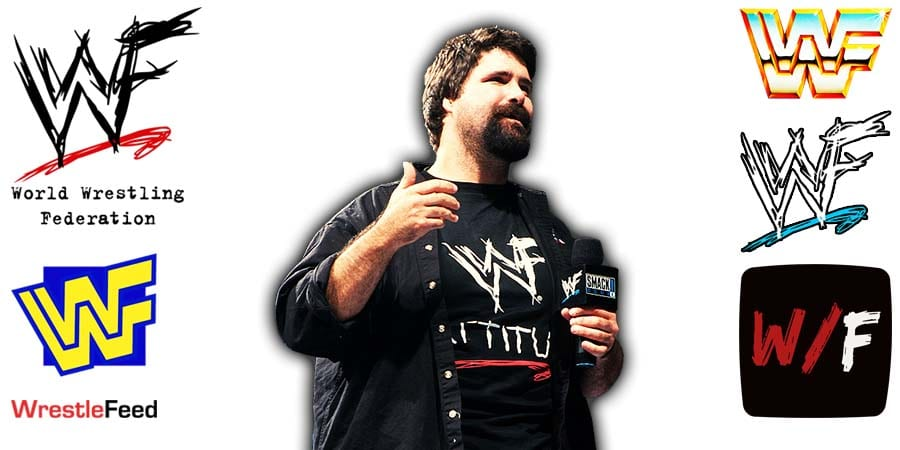 Mick Foley Cactus Jack Mankind Dude Love Article Pic 4 WrestleFeed App
