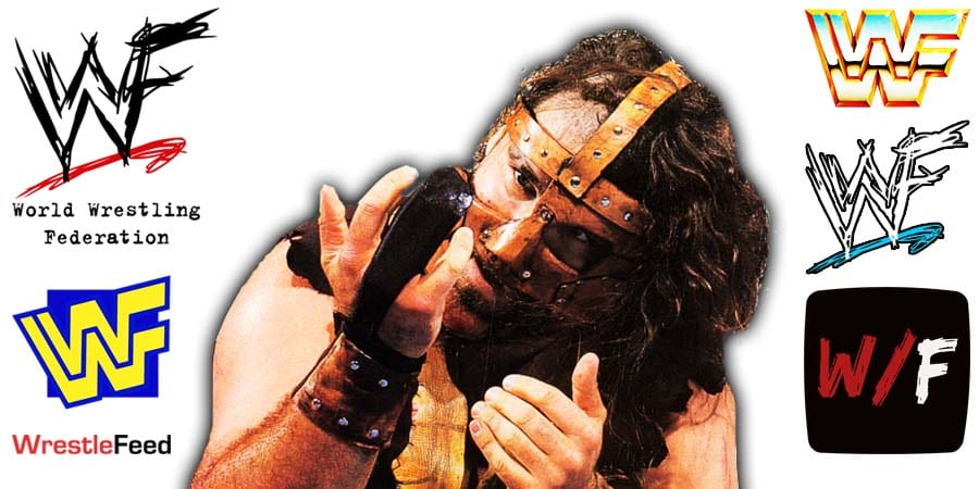 Mick Foley Cactus Jack Mankind Dude Love Article Pic 5 WrestleFeed App