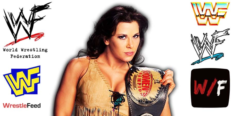 Mickie James Article Pic 1 WrestleFeed App